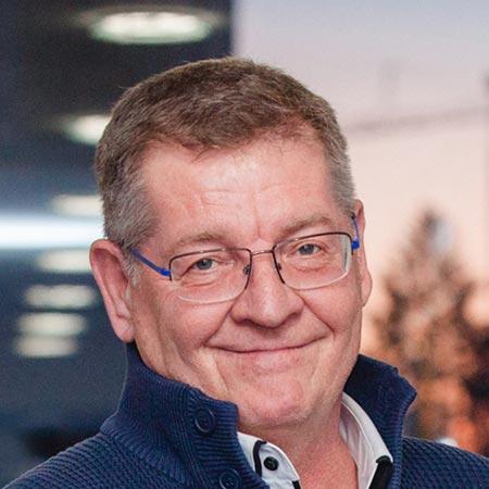 Walter Rank - Senior Developer
