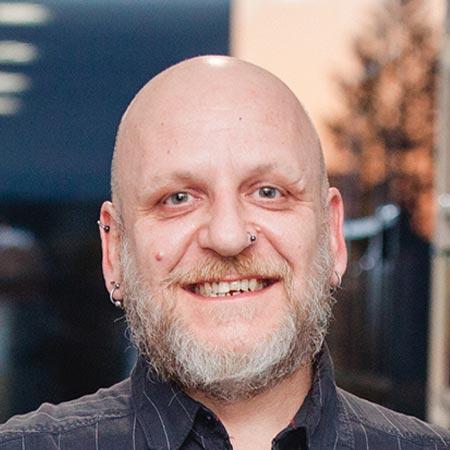 Michael Suldinger - Web Designer